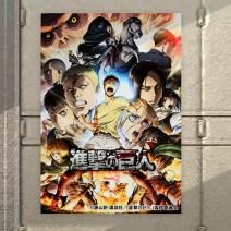Attack on Titan Season 2 Poster