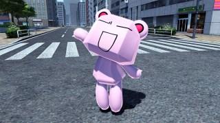 ポリタンスーツ桜Polytan Suit Sakura