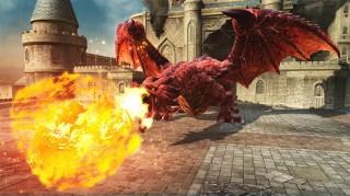 Erythron Dragon B