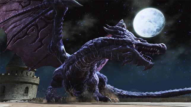 Dragon Atrum A