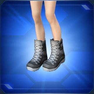 トレッキングブーツ 灰 Gray Trekking Boots