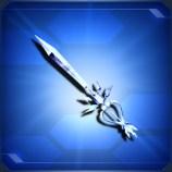*ブルークリスタルソード*Blue Crystal Sword