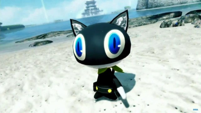 Morgana In PSO2