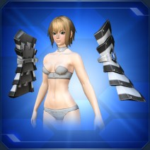 肩あて装甲 Shoulder Pad Armor