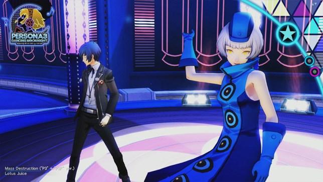 Persona 3 Dancing Event B