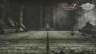 Tower Monster Hunter Frontier Z PSO2