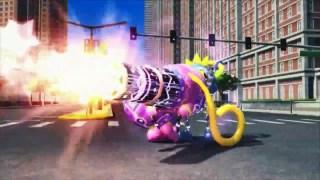 Double Dark Blast Cannon