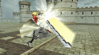 *Lightning Espada