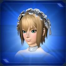 ロージーヘッドドレス Rosey Headdress