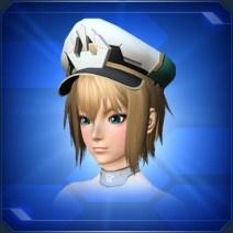 アークス総司令帽 ARKS Commander Hat