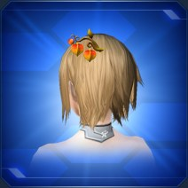 ほおずきかんざし Ground Cherry Hairpin