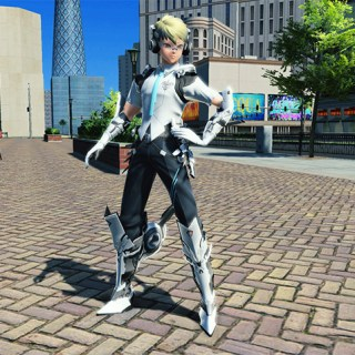 Spirial Armament Costume B