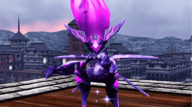 Purple Pet Bro A