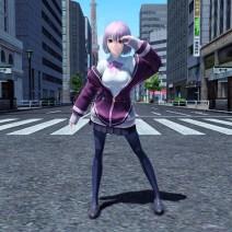 Akane Shinjo Costume