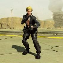 Male Combat Rider