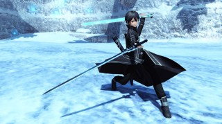 Kirito's Twin Swords sample