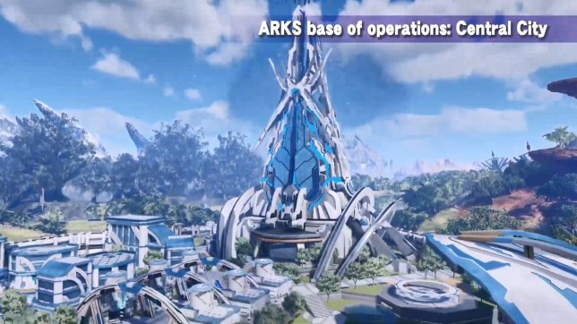 ARKS Central City