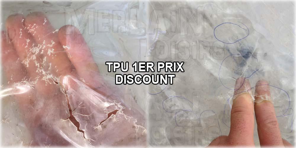TPU Bumperball discount premier prix