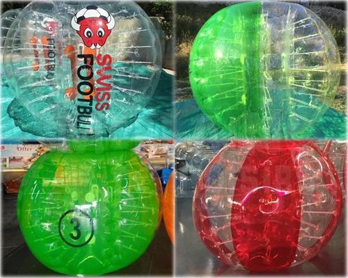 personnalisation bumperball couleur, numéro, logo, texte