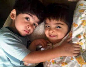 Suzanne And Hrithik Roshan S Kids