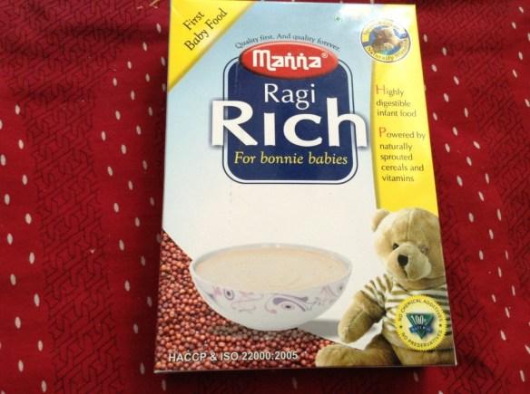 Manna Ragi Rich
