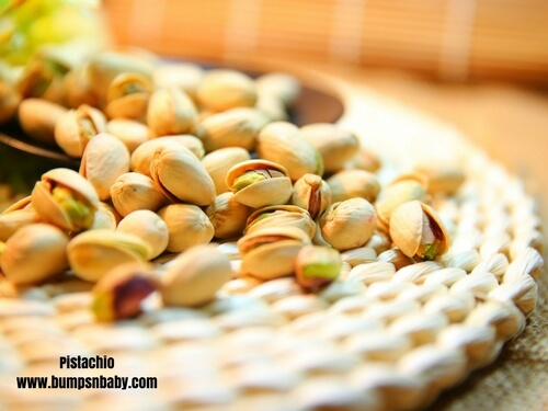 home made cerelac pistachio