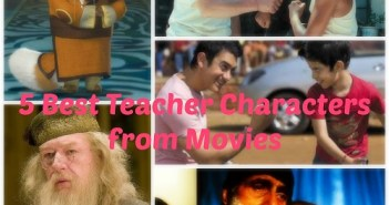 best teacher characters from movies