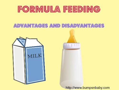 formula feeding