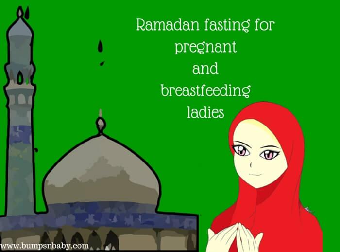 ramadan fasting for pregnant