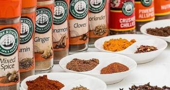 introducing spices to baby