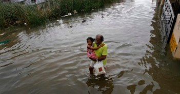 safety of kids during floods