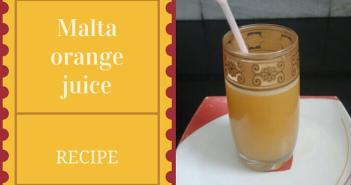 orange juice recipe for toddlers