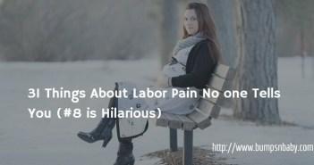 labor pain