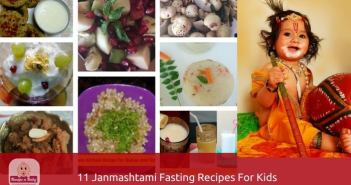 janmashtami fasting recipes