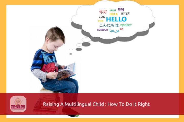 raising a multilingual child
