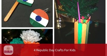 republic day crafts for kids