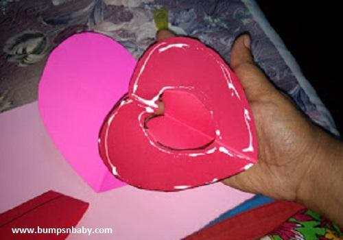 stick heart