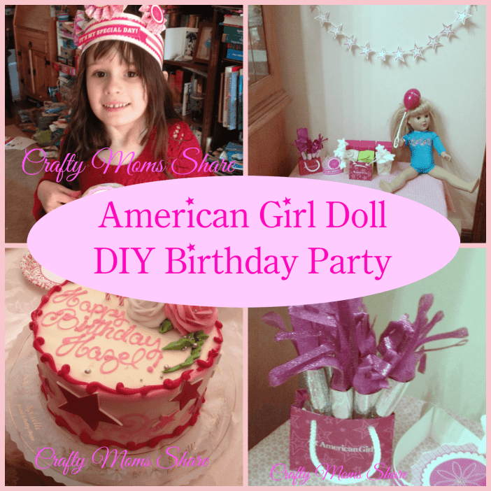 doll birthday party themes for girls