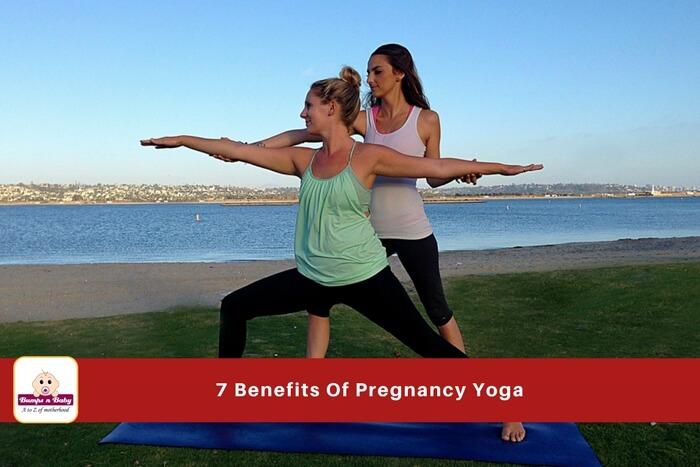 benefits of pregnancy yoga