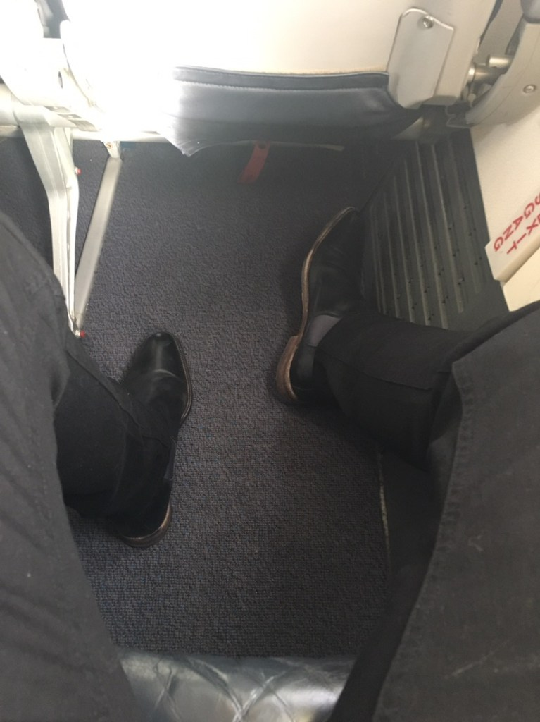 xl seat legroom