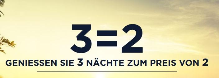 3 für 2 | Edition Accor