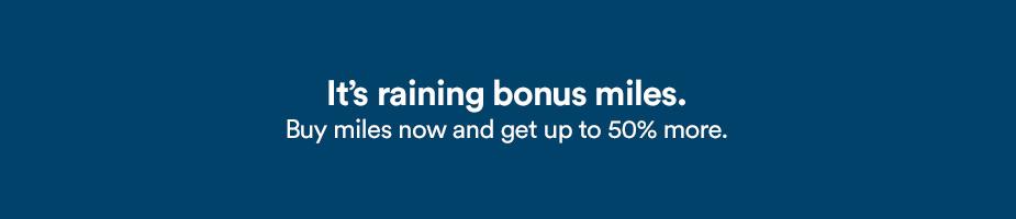 Wir kaufen Meilen mit 50% Bonus | Edition Alaska