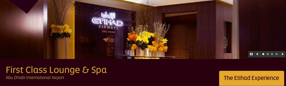 ey etihad guest Pay and upgrade to our First Class Lounge & Spa