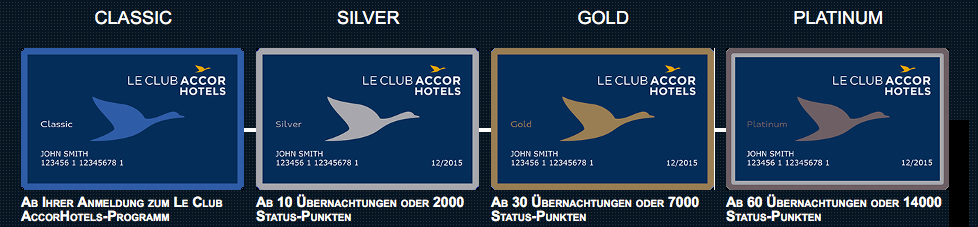 accorhotels leclub status silver gold platinum status match ibis business card