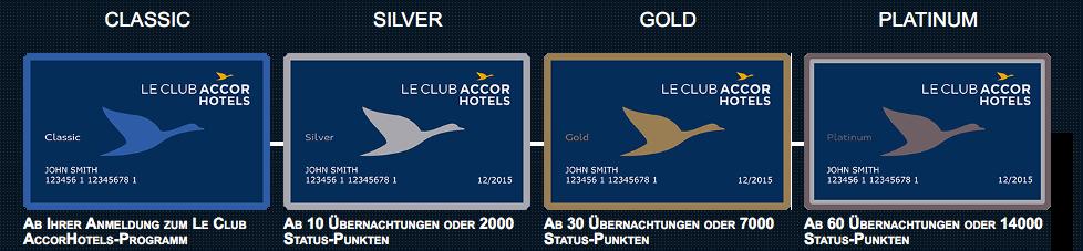 Wir kaufen einen Status | Accor Gold