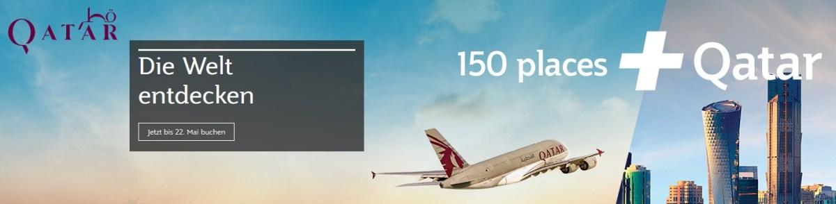 Wir fliegen nach Singapur | Edition Qatar