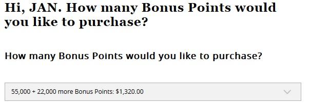 world of hyatt bonus 40% sale
