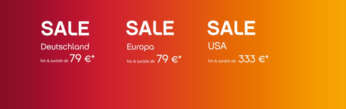 Air Berlin Sale