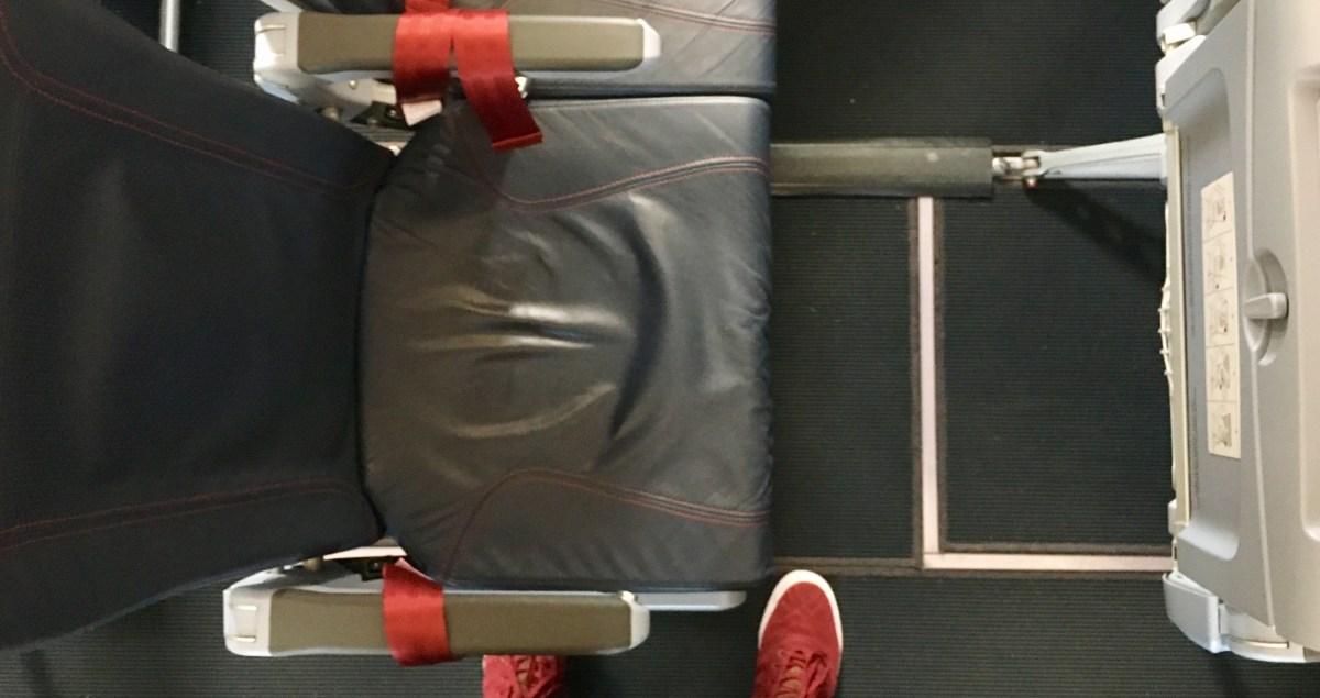 Air Berlin Economy von Düsseldorf nach Berlin (AB6440): Bewertung