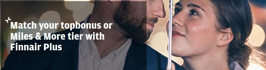 Läuft:  Status Match oneworld: Finnair Plus
